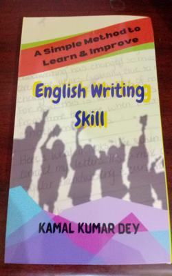 A simple method to learn & Improve – English writing skill