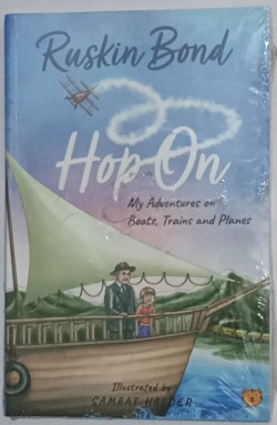 Hop On My Adventures On Boats, Trains and Planes