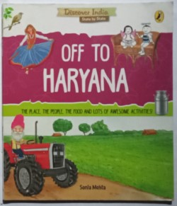 Discover India State by State Off To Haryana
