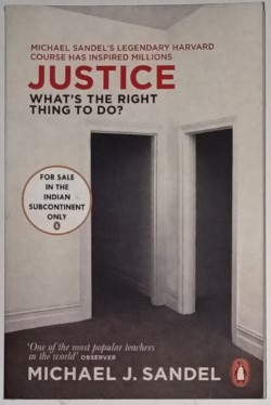 Justice What's The Right Thing To Do?